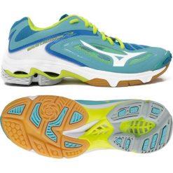 Buty sportowe damskie: Mizuno Buty damskie Wave Lightning Z3 niebieskie r. 40 ( V1GC170004)