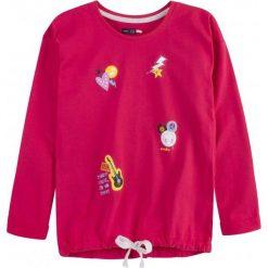 Bluzy dziewczęce: Bluza typu tunika przez głowę dla dziewczynki 9-13 lat