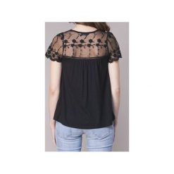 T-shirty z krótkim rękawem Kaporal  LOVE. Czarne t-shirty damskie Kaporal, s. Za 135,20 zł.