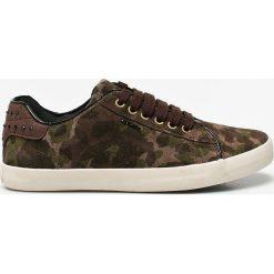 Geox - Tenisówki dziecięce. Szare buty sportowe chłopięce Geox, z gumy, na sznurówki. W wyprzedaży za 179,90 zł.