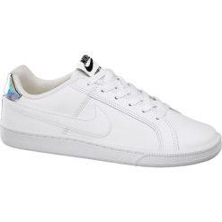 Buty damskie Nike Court Royale NIKE białe. Czarne buty sportowe damskie marki Nike, z materiału, nike tanjun. Za 219,90 zł.