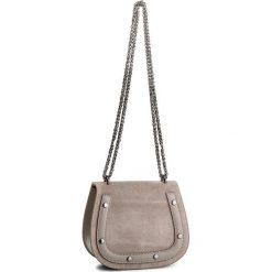 Torebka CREOLE - K10488  Szary. Szare torebki klasyczne damskie Creole, ze skóry. W wyprzedaży za 159,00 zł.