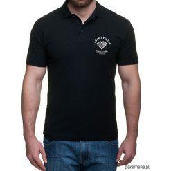 Koszulka polo. I love cycling. Czarne koszulki polo marki Pakamera, m, z kapturem. Za 99,00 zł.