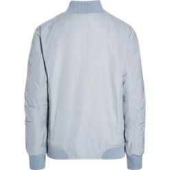 Next Kurtka Bomber blue. Niebieskie kurtki dziewczęce przeciwdeszczowe Next, z materiału. W wyprzedaży za 174,30 zł.