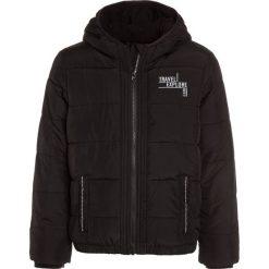 S.Oliver RED LABEL Kurtka zimowa black. Czarne kurtki chłopięce zimowe marki s.Oliver RED LABEL, s, z materiału. W wyprzedaży za 199,20 zł.
