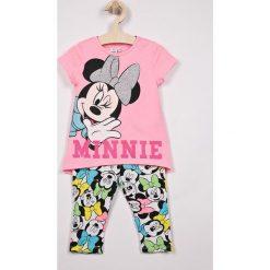 Spodnie dziewczęce: Blukids – Komplet dziecięcy Disney Mickey Mouse 98-128 cm