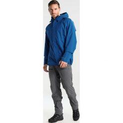 Bergans RAMBERG  Kurtka hardshell fjord/dk steelblue. Niebieskie kurtki trekkingowe męskie Bergans, m, z hardshellu. W wyprzedaży za 377,40 zł.