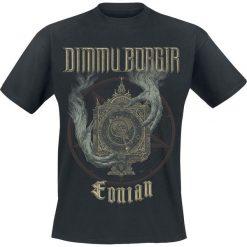 Dimmu Borgir Occult Clock T-Shirt czarny. Czarne t-shirty męskie Dimmu Borgir, m. Za 62,90 zł.