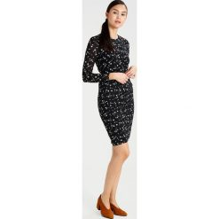Sukienki hiszpanki: Whistles PHOEBE STAR  Sukienka etui black/white