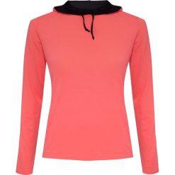Bluzy rozpinane damskie: Bluza CHERVO PHEA Różowy