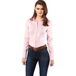 Bluzki asymetryczne: Bluzka w kolorze jasnoróżowym