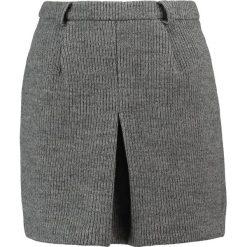 Spódniczki: Lost Ink BONDED  Spódnica mini grey