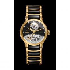 ZEGAREK RADO Centrix Automatic Open Heart Lady R30 246 71 2. Czarne zegarki damskie RADO, ceramiczne. Za 9520,00 zł.