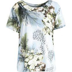 T-shirty damskie: Jasnoniebieski T-shirt Sturgeon