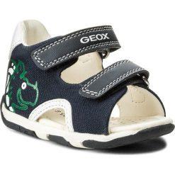 Sandały męskie: Sandały GEOX - B S. Tapuz B.B B820XB 010BC C4002 Navy