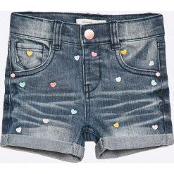 Name it - Szorty dziecięce 92-122 cm. Szare szorty jeansowe damskie Name it, casualowe. W wyprzedaży za 79,90 zł.