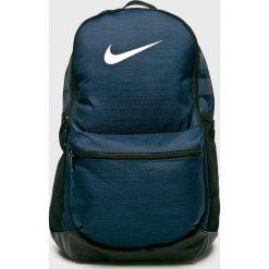 Nike - Plecak. Szare plecaki męskie Nike, z poliesteru. W wyprzedaży za 119,90 zł.