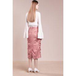 Mother of Pearl IDELLA Długa spódnica red. Czerwone długie spódnice Mother of Pearl, z bawełny. W wyprzedaży za 497,70 zł.