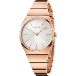 ZEGAREK CALVIN KLEIN SUPREME K6C2X646. Szare zegarki damskie marki Calvin Klein, szklane. Za 1349,00 zł.