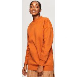 Długa bluza - Czerwony. Czerwone bluzy rozpinane damskie Reserved, l, z długim rękawem, długie. Za 89,99 zł.