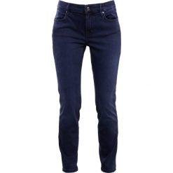 Escada Sport Jeansy Slim fit navy. Niebieskie jeansy damskie marki Escada Sport, z bawełny. W wyprzedaży za 587,30 zł.