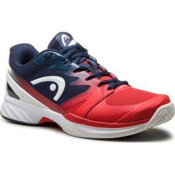 Buty HEAD - Sprint Pro 2.0 273108  Red/Black Iris 070. Czarne buty do biegania męskie marki Asics. W wyprzedaży za 389,00 zł.