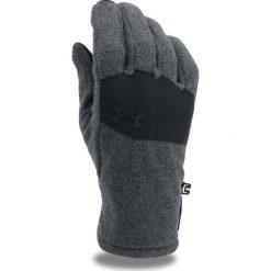 Rękawiczki męskie: Under Armour Rękawiczki męskie Survivor Fleece Glove 2.0 stalowe r. S (1300833)