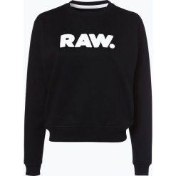 Bluzy rozpinane damskie: G-Star - Damska bluza nierozpinana, czarny