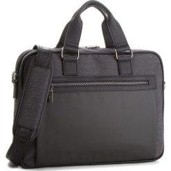 Torba na laptopa LANETTI - RM0776 Black. Szare torby na laptopa marki Lanetti, z materiału. Za 139,99 zł.