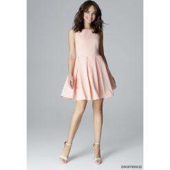 Sukienki: Sukienka L006 Róż