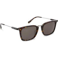 Okulary przeciwsłoneczne BOSS - 0325/S Dark Havana 086. Brązowe okulary przeciwsłoneczne męskie aviatory Boss, z tworzywa sztucznego. W wyprzedaży za 439,00 zł.
