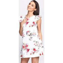 Sukienki: Biała Sukienka You Got It All