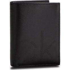 Duży Portfel Męski CALVIN KLEIN - Ck Point Ns 8Cc Coin K50K503968 001. Czarne portfele męskie marki Calvin Klein, ze skóry. Za 349,00 zł.