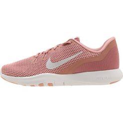 Buty do fitnessu damskie: Nike Performance FLEX TRAINER 7 Obuwie treningowe rust pink/vast grey/coral stardust