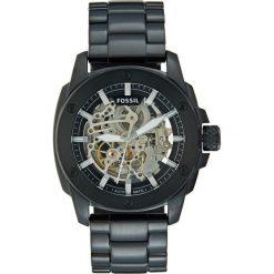Fossil Zegarek black. Różowe zegarki męskie marki Fossil, szklane. Za 1109,00 zł.