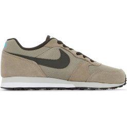 Buty sportowe Md Runner 2. Szare buty sportowe chłopięce marki Nike, ze skóry. Za 230,96 zł.
