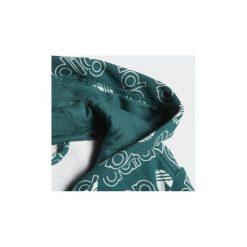 Zestawy dresowe adidas  Dres z bluzą z kapturem Trefoil Monogram. Zielone bluzy chłopięce rozpinane marki Adidas, z dresówki, z kapturem. Za 229,00 zł.