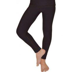 Gwinner Leginsy Top Kids Warmline czarne r. 128/134. Białe spodnie chłopięce marki Reserved, l. Za 49,59 zł.