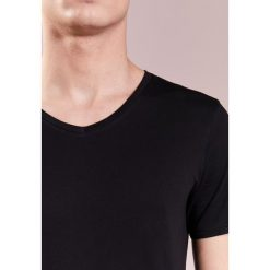 BOSS Orange TRACE Tshirt basic black. Czarne t-shirty męskie BOSS Orange, m, z bawełny. Za 249,00 zł.