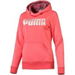 Puma Bluza Elevated Poly Fl Hoody W Sunki M. Różowe bluzy sportowe damskie Puma, s, z kapturem. W wyprzedaży za 179,00 zł.