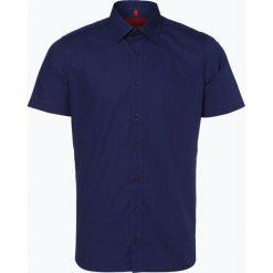 Finshley & Harding - Koszula męska łatwa w prasowaniu, niebieski. Niebieskie koszule męskie na spinki Finshley & Harding, m, z materiału, z klasycznym kołnierzykiem. Za 49,95 zł.