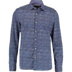 Napapijri GOTAN SLIM FIT Tshirt z nadrukiem fantasy. Niebieskie koszulki polo marki Napapijri, m, z nadrukiem, z bawełny. W wyprzedaży za 377,10 zł.