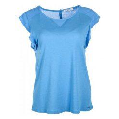 Pepe Jeans T-Shirt Damski Clementine S Niebieski. Niebieskie t-shirty damskie marki Pepe Jeans, s, z jeansu. W wyprzedaży za 169,00 zł.