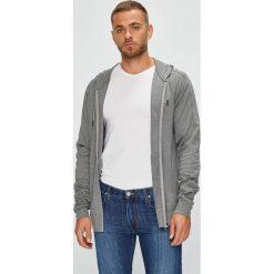 Calvin Klein Performance - Bluza. Brązowe bluzy męskie rozpinane marki SOLOGNAC, m, z elastanu. Za 399,90 zł.