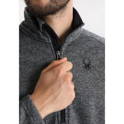 Bejsbolówki męskie: Spyder OUTBOUND NOVELTY Bluza z polaru black/limestone