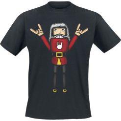 T-shirty męskie: Metal X-Mas T-Shirt czarny