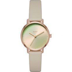 Zegarki damskie: Zegarek DKNY – The Mondernist NY2740 Gray/Rose Gold