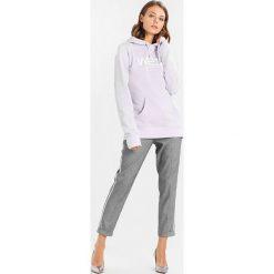 Bluzy damskie: WeSC HOODIE HOODED Bluza z kapturem light lilac