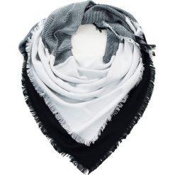 Chusty damskie: Art of Polo Chusta damska Universal czarno biała