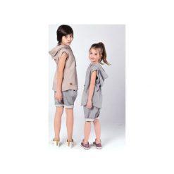 Bluza No Bother Brother. Szare bluzy chłopięce rozpinane Easy- Peasy, z bawełny, bez rękawów. Za 89,00 zł.
